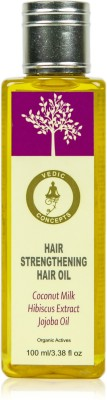 Vedic Concepts Strengthening Hair Oil