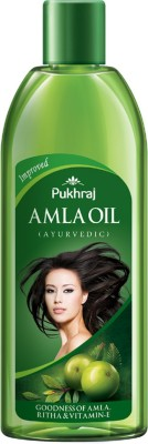 Pukhraj Amla Hair Oil