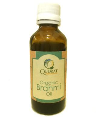 Qudrat Organics & Naturals Brahmi Hair Oil