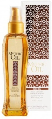 LOreal Paris Professionnel Mythic Oil Rich Oil New Hair Oil(100 ml)