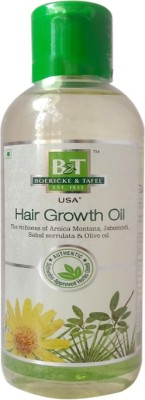 Boericke & Tafel Hair Oil (pack of 2) Hair Oil