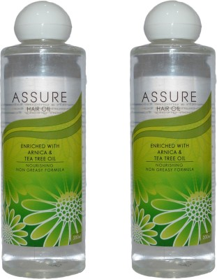 Assure (Pack of 2) Hair Oil