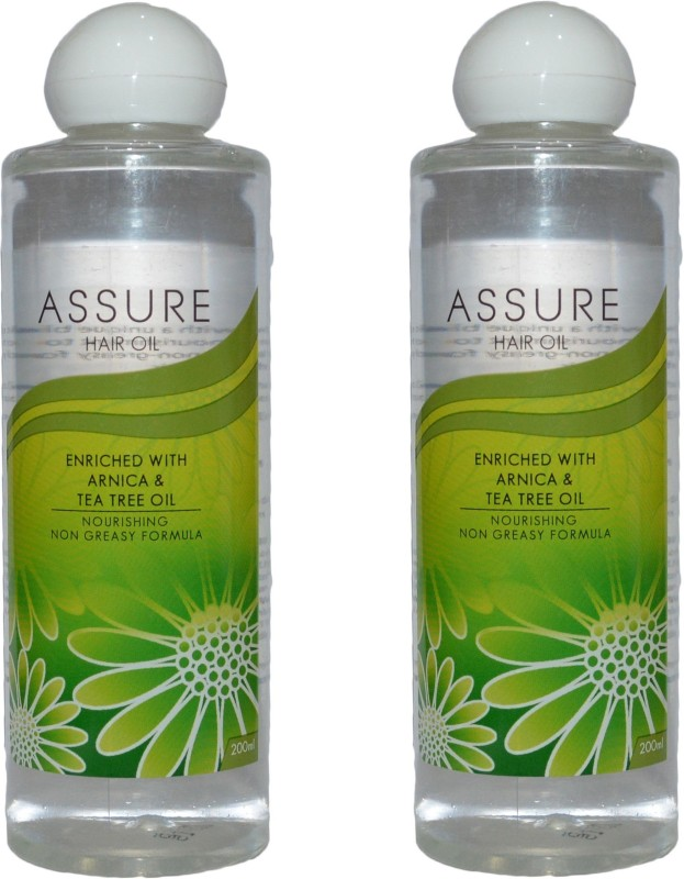Assure (Pack of 2) Hair Oil(200 ml)
