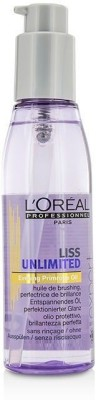 LOreal Paris Professionnel Serie Expert Liss Unlimited Evening Primrose Hair Oil(124 ml)