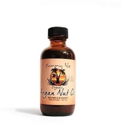 Sunny Isle Jamaican Organic Argan Nut Hair Oil