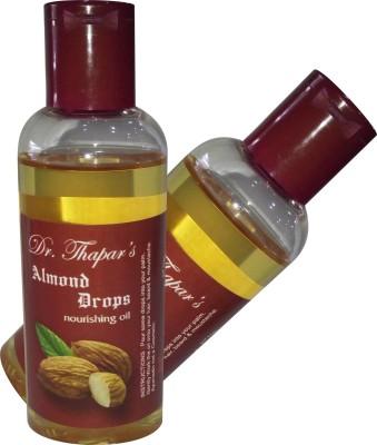 Dr. Thapar's Mooch, Beard & Head Almond Drops Hair Oil