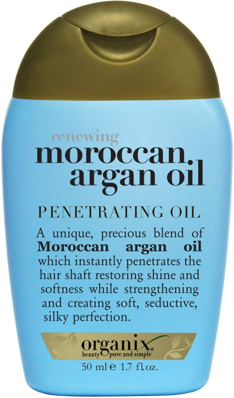 Organix Renewing Argan Oil of Morocco Penetrating Oil Hair Oil(50 ml)