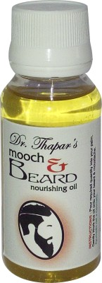 Dr. Thapar's Mooch and Beard Hair Oil