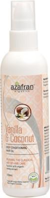 Azafran Organics Vanilla & Coconut Deep Conditioning Hair Oil