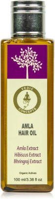 Vedic Concepts Amla Hair Oil