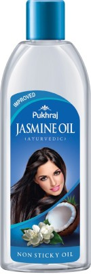 Pukhraj Jasmine Coconut Hair Oil
