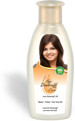 Dr. Sridevi's Ayu Anti - Dandruff Hair Oil