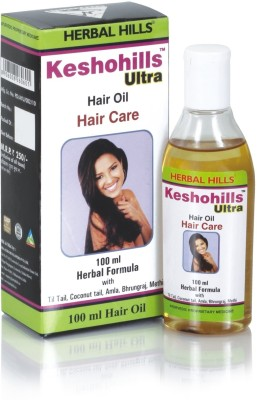Herbal Hills Keshohills Ultra Oil Hair Oil