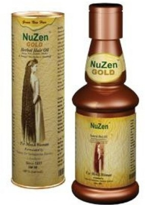 Nuzen Gold Herbal  Hair Oil