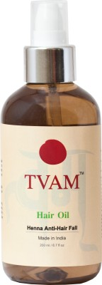 TVAM Henna Anti-hair Fall  Hair Oil