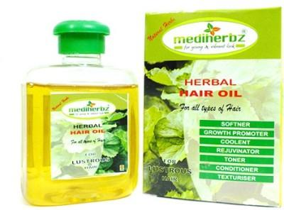 Mediherbz MHO100 Hair Oil