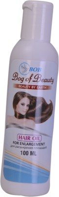 Bog Of Beauty Herbal  Hair Oil
