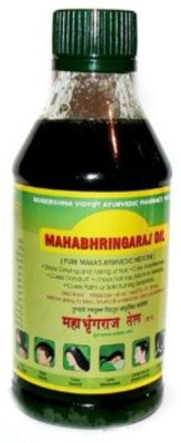 Mahabhringraj regrowth Hair Oil