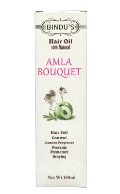Bindus Amla Bouquet Hair Oil