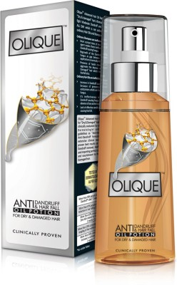 Olique Anti-Dandruff and Anti-Hairfall Oil Potion Dry and Damaged Hair Oil
