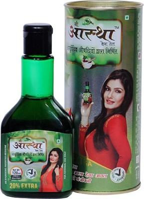 SHRI AASTHA S.A.H.001 Ayurvedic Hair Oil