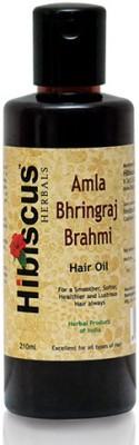 Hibiscusherbals Amla Bhringraj Brahami -  Hair Oil
