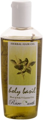 Rare Earth Herbal  Hair Oil