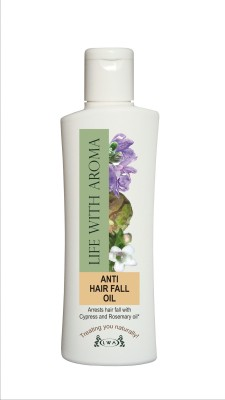 Life With Aroma Aromatherapy Anti Hairfall Hair Oil