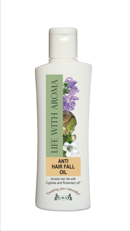 Life With Aroma Aromatherapy Anti Hairfall Hair Oil(100 ml)