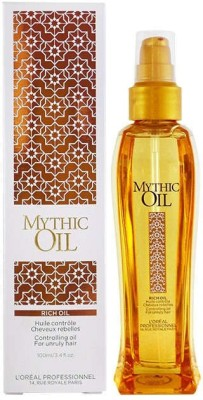 LOreal Paris Mythic Controlling Hair Oil(99 ml)