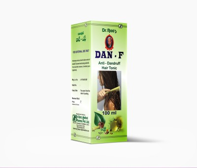 Dr.Rao's Dan-F Anti Dandruff  Hair Oil