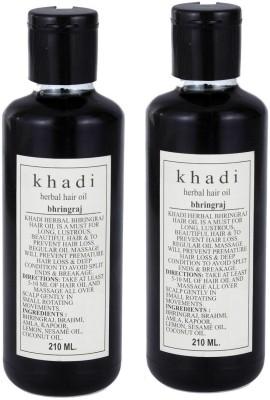 Khadi Herbal Bhringraj Hair Oil