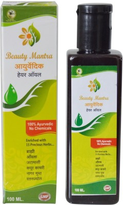 Beauty Mantra Ayurvedic  Hair Oil
