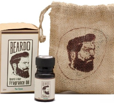 Beardo The Classic Beard Fragrance Hair Oil