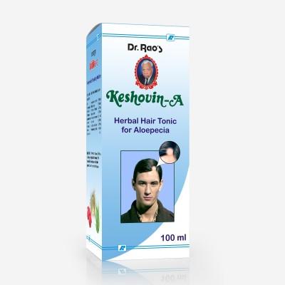 Dr.Rao's Keshovin-A(Alopecia) Hair Oil
