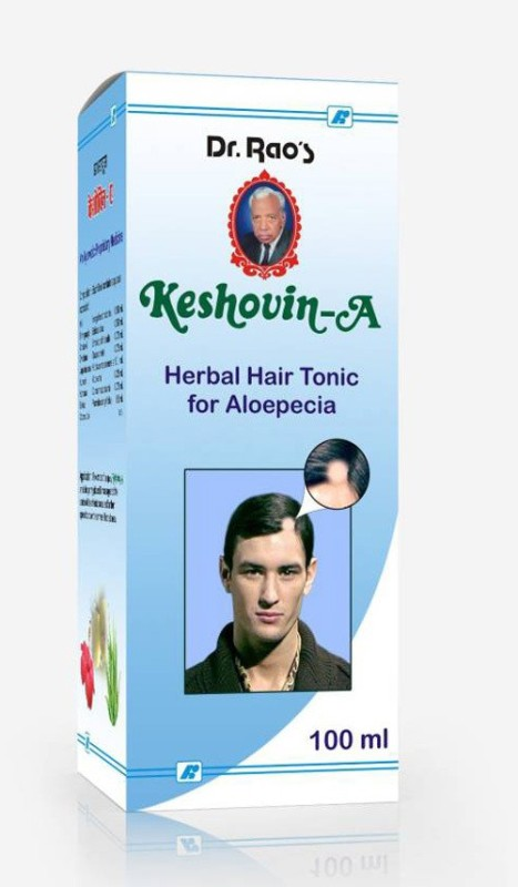 Dr.Rao's Keshovin-A(Alopecia) Hair Oil(100 ml)