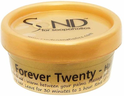 SaND for Soapaholics Forever Twenty  Hair Oil