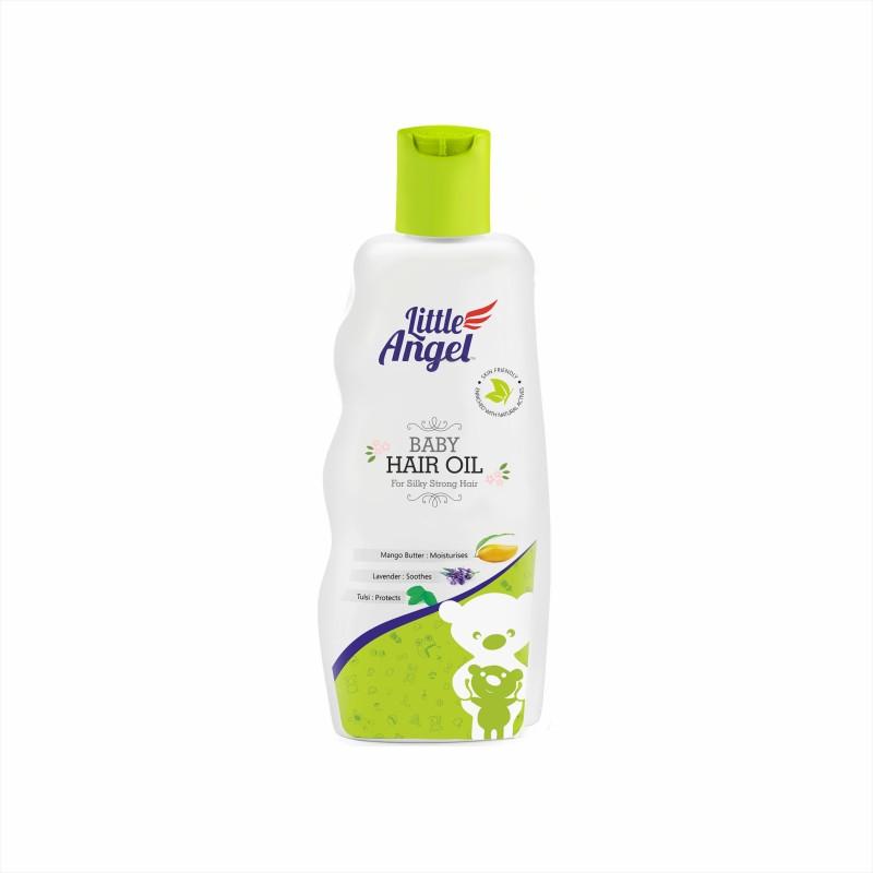 Little Angel TANGLE FREE Hair Oil(400 ml)