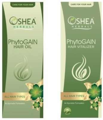 Oshea Herbals Hairgain Package Hair Oil