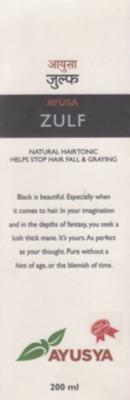 Ayusya Naturals Pvt. Ltd. Zulf Hair Oil
