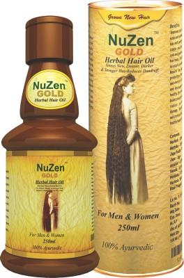 Nuzen Herbal Hair Oil(250 ml)
