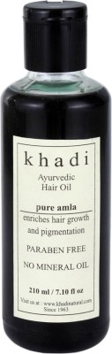 khadi Natural Ayurvedic Pure Amla  Hair Oil