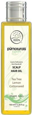 Pure Naturals Anti Dandruff Hair Oil