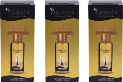 Indulekha bhringraj Combo Pack Hair Oil