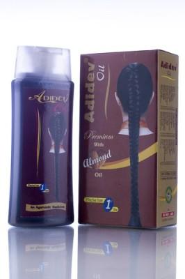 Adidev Herbals Ayurvedic Hair Fall Control  Hair Oil