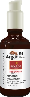 Krishkare Argan From Morocco Hair Oil