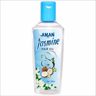 Aman Herbal Products Jasmine  Hair Oil