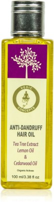 Vedic Concepts Anti Dandruff Hair Oil