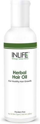 Inlife Herbal  Hair Oil