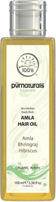 Pure Naturals Herb Rich Amla Hair Oil